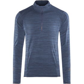 Craft Grid Midlayer Men blue